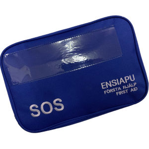 Ensiapulaukku SOS