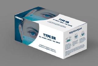 IIR Kirurginen maski